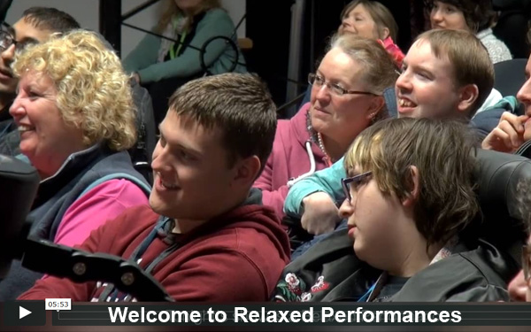 Welcome to Relaxed Performances