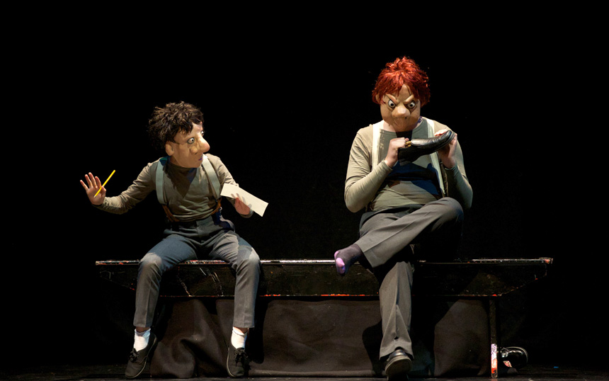 Vamos Young People's Theatre
