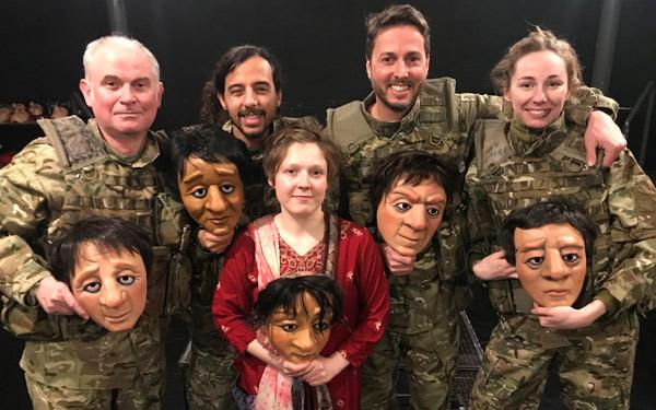A Brave Face 2019 cast
