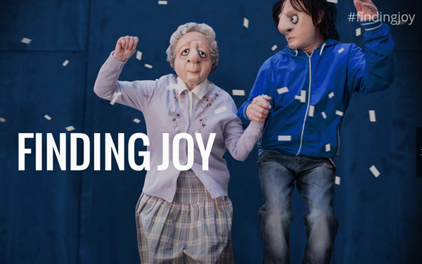 See Finding Joy  - on tour from September!