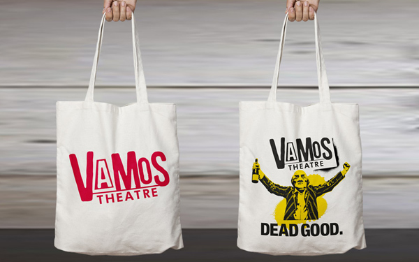 Two tote bags