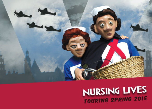 Nursing Lives touring 2015