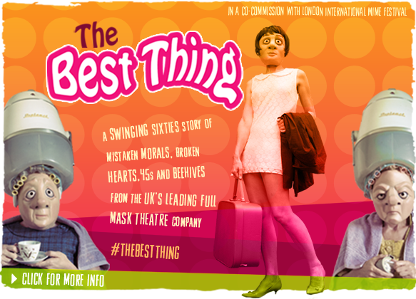 The Best Thing Poster Image: Touring 2016