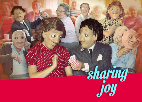 Sharing Joy: a new show