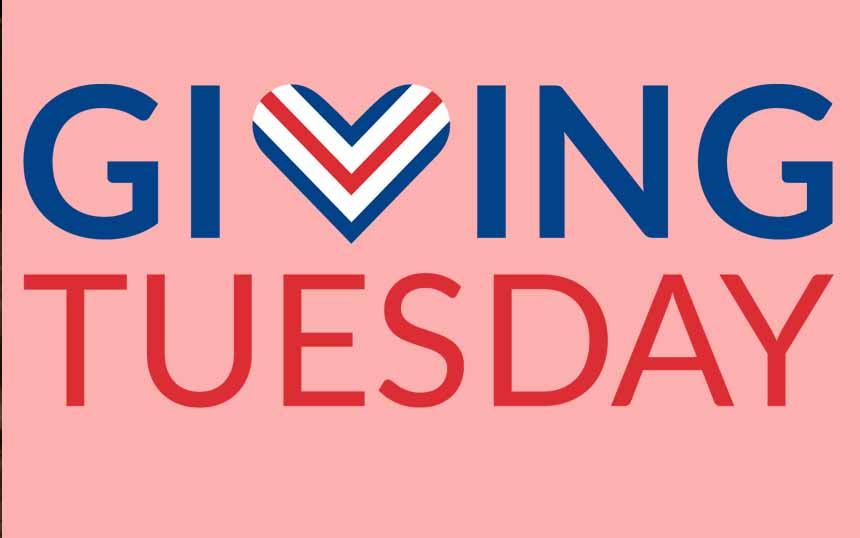 We're taking part in Giving Tuesday – will you join us?