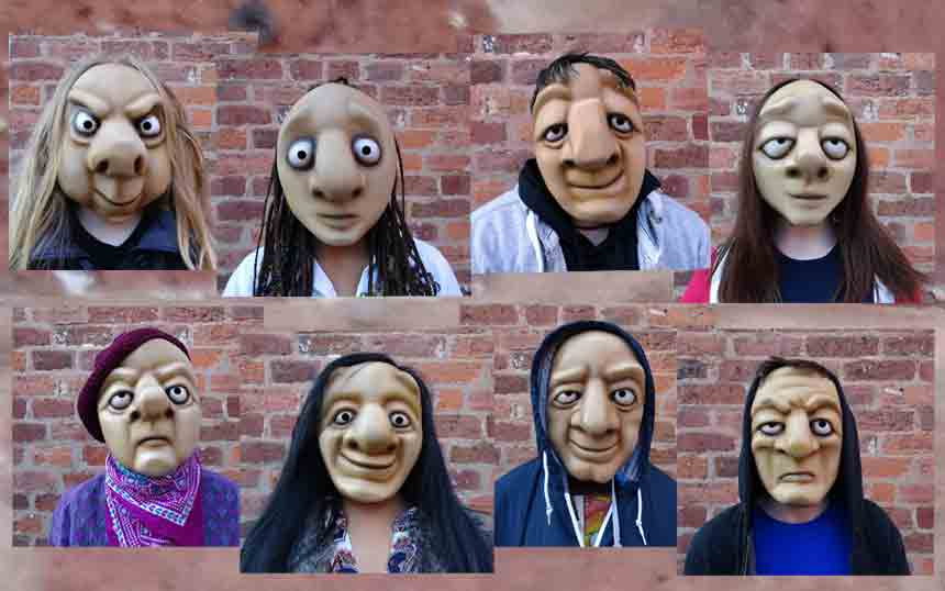 Would you like your own Vamos Theatre masks?
