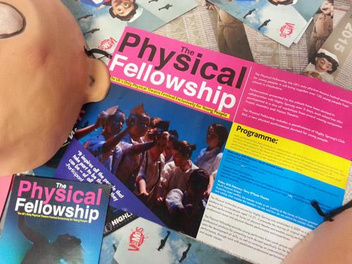 Vamos takes part in Physical Fellowship 2015