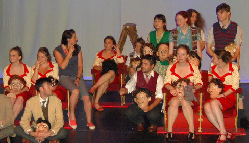 VYPT Drama School successes