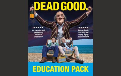 Dead Good Education Pack cover