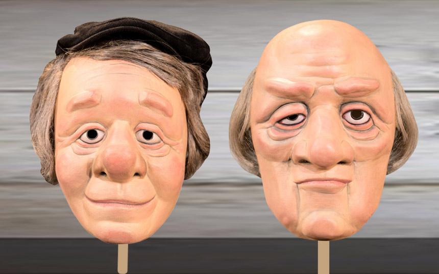 Novelty masks