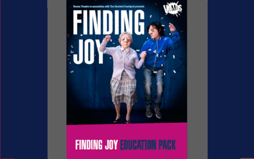 Cover of Finding Joy Education Pack