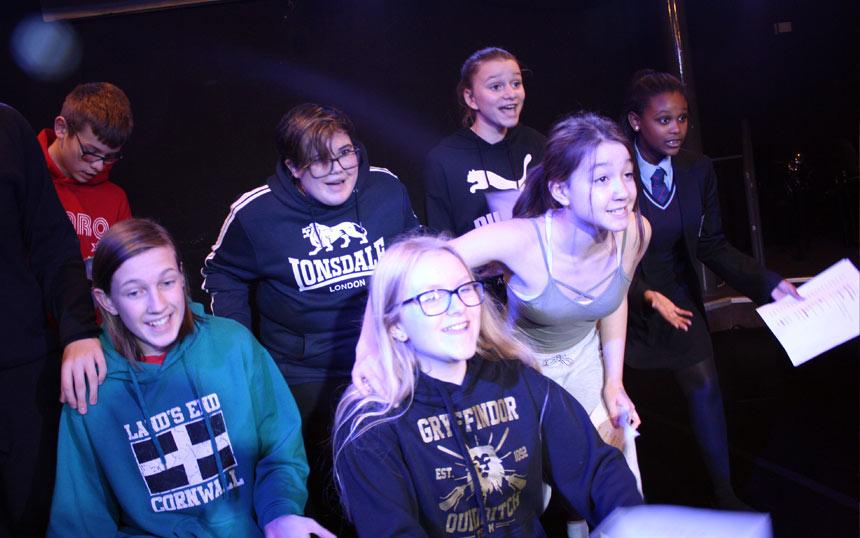 VYT members performing
