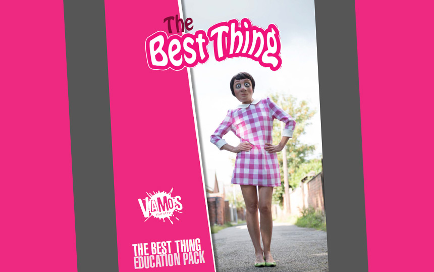 The Best Thing Education Pack cover