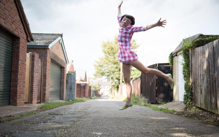 Susan jumps again